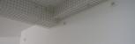 Metal Grid Ceiling for Hobby Workshop